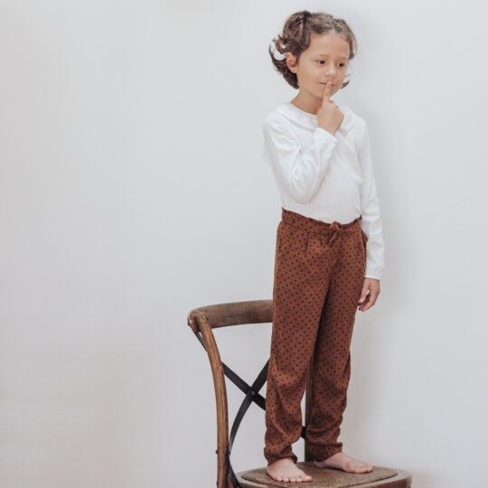 pantalon Aura vue face