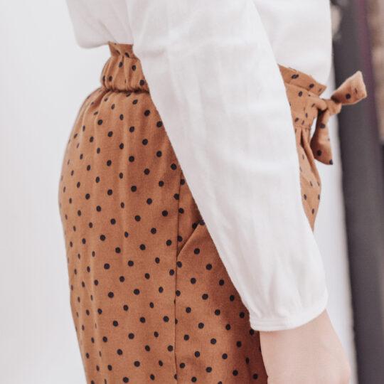 Pantalon Aura détail poche