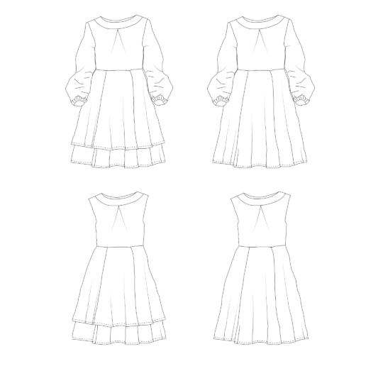4 versions de mauka